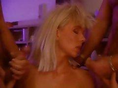 Double Penetration, Group Sex, MILF, Pornstar