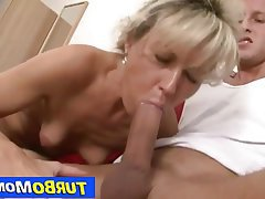Mature, MILF, Czech, Old and Young