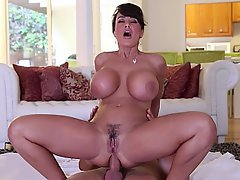 Anal, Babe, Big Tits, Brunette