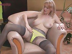 Czech, Lingerie, Pantyhose, Stockings