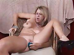 Masturbation, MILF, Pornstar