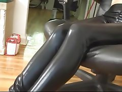Bondage, Latex, Deepthroat, Spandex