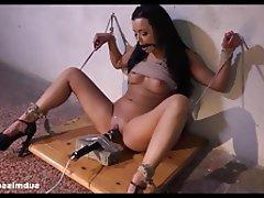 Brunette, Pornstar, BDSM, Pussy