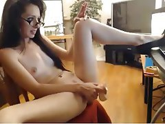Masturbation, MILF, Webcam