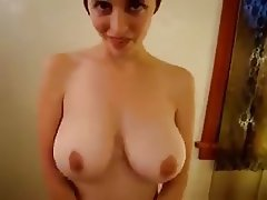 Big Boobs, Handjob, MILF, Nipples