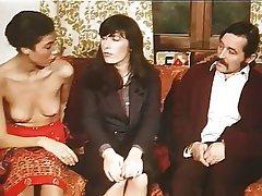 Group Sex, Hairy, MILF, Swinger