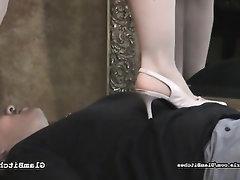 Feet, Fetish, Panties