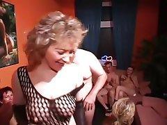 German, Group Sex, MILF, Swinger