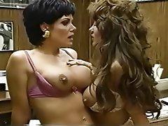 Babe, Big Boobs, Lesbian, Pornstar