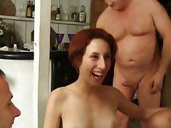 Anal, Hairy, Pornstar, Group Sex